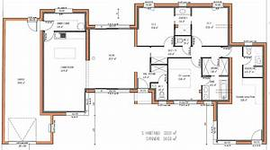 plan maison architecte moderne bricolage maison With plans de maison contemporaine