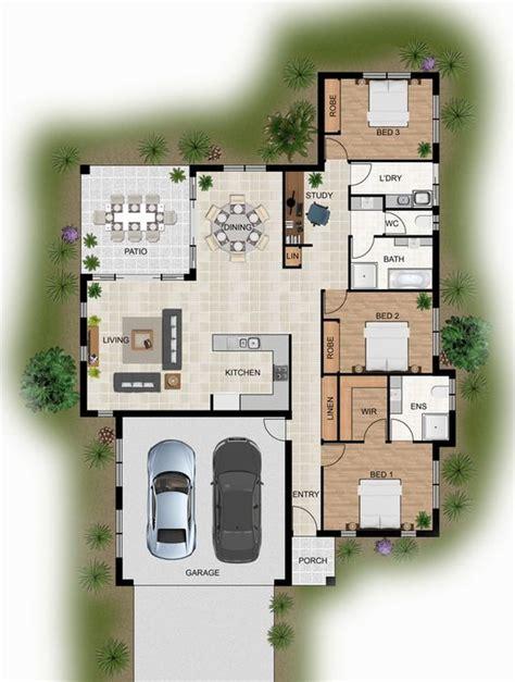 2d colour floor plan for a home building company innisfail qld planos 2d apps