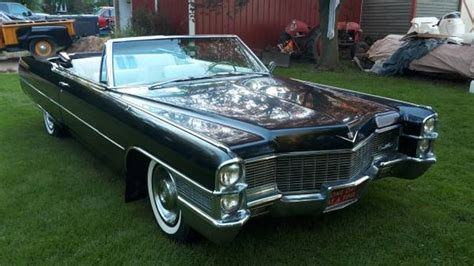 parade ready  cadillac convertible