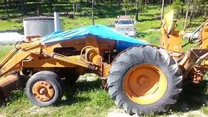 I Bought A Case 430 Backhoe  Didn U0026 39 T Pay As Much As I Said