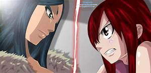 Minerva vs. Kid Erza | Coloring (FT - 346) by StingCunha ...