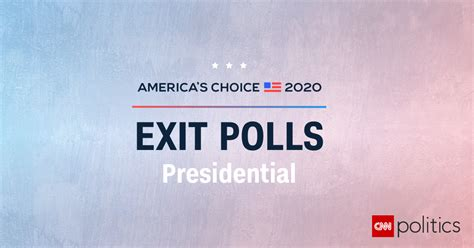 national results  president exit polls