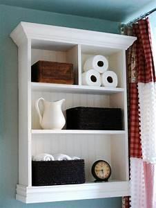 12, Clever, Bathroom, Storage, Ideas