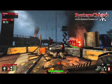 killing floor 2 aimbot killing floor 2 aimbot cheat hack unlimited ammo by systemcheats net youtube