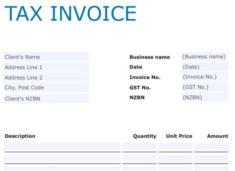 information   tax invoice include uhy