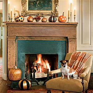 Fancy Pumpkin Display Fall Decorating Ideas Southern Living