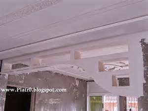 maison villa plafond platre moderne inspirations et faux plafond en platre pour salon marocain