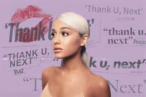 "Ariana Grande Shines With New Single ""thank U, Next"