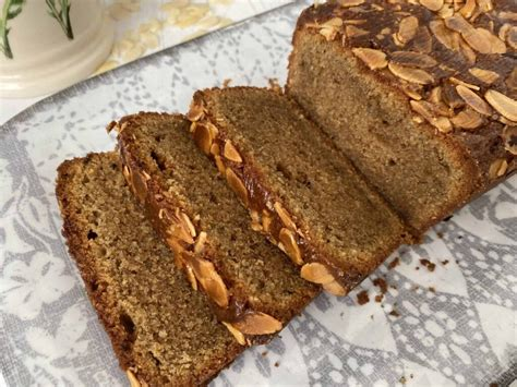 The recipe turns out a moist, buttery, tender cake, which would be lovely as is. Coffee and Almond Cake - Traditional Home Baking