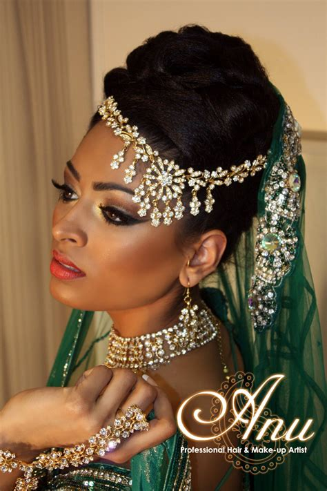 asian bridal makeup  anu malhi  stylecry bridal