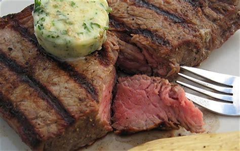 cuisiner une entrecote maison leblanc alimentation santé plaisir ce que vous