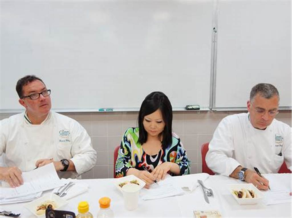 #Judging #The #Korean #Food #Challenge #At #The #Culinary