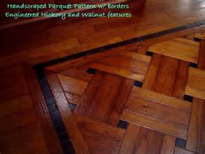 hickory plank parquet traditional hardwood flooring sacramento by select hardwood