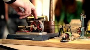 Stoommachine Miniatuur