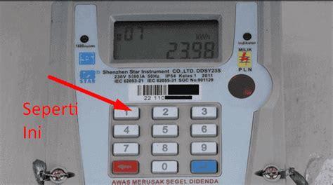 rahasia  mendapatkan token pulsa listrik prabayar