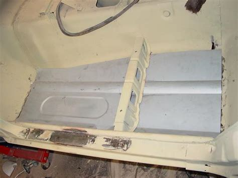 sheet metal floor pan replacement bing images