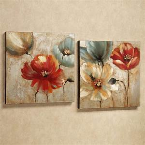 wall art designs canvas floral wall art flowers paintings With floral wall art