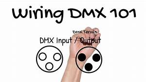 How Do I Wire Dmx  - Wiring Dmx 101