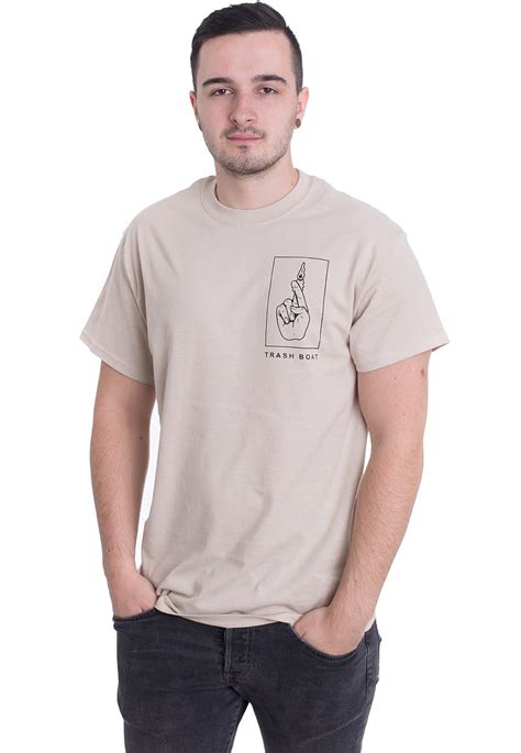 Trash Boat Shirt by Trash Boat Paper Cut Sand T Shirt Official
