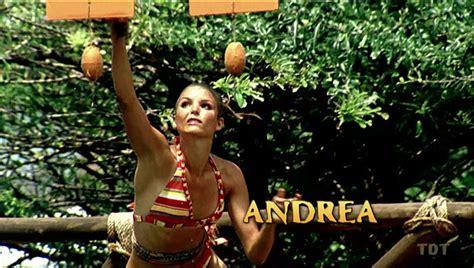 Survivor contestant Andrea Boehlke