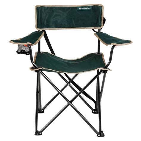 siege pliant decathlon fauteuil pliant vert decathlon