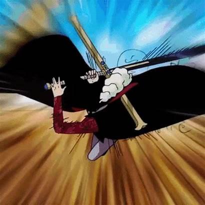Zoro Piece Anime Gifs Tenor Sword Roronoa