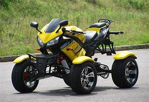 China Eec 350cc Atv  Hc350atv-2e