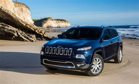 2014 Jeep Cherokee: First Official Images of Radical New