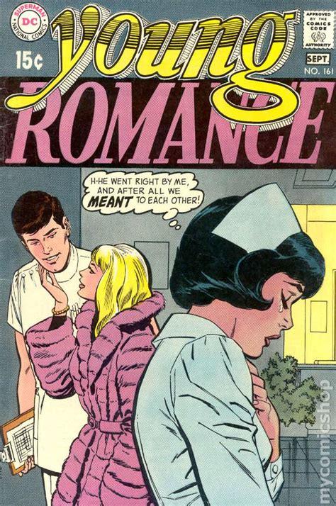 Young Romance Comics (1963-1975 DC) comic books