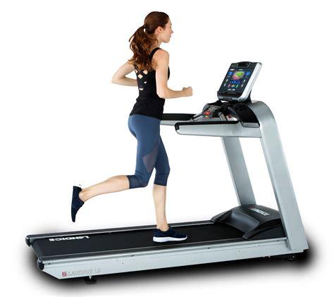 landice   cardio treadmill floor model