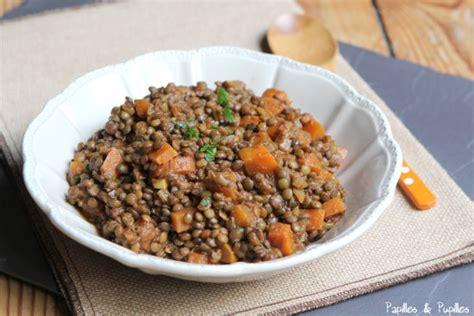 cuisiner la carotte comment cuisiner des lentilles