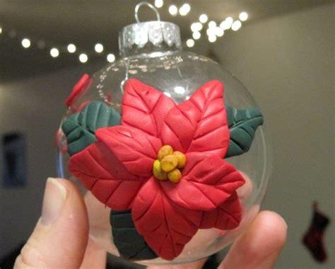 creators joy polymer clay  glass ornaments