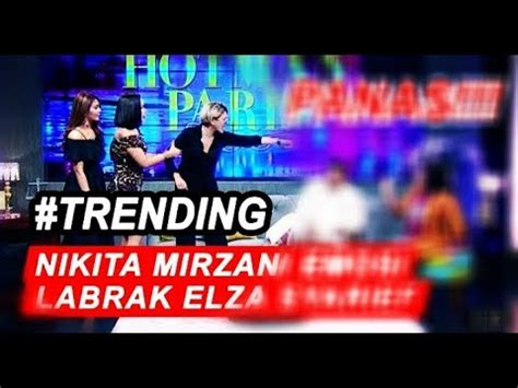 Full Hotman Paris Undang Bintang Tamu Nikita Mirzani
