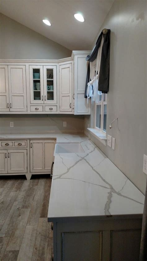 polar stone calcutta quartz countertops love
