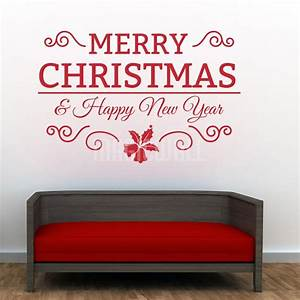 Merry christmas vinyl lettering canada for Vinyl lettering canada