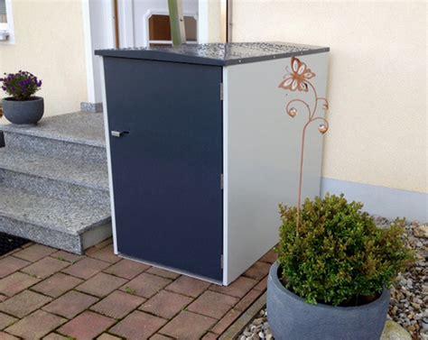 muelltonnenbox rollatorbox kinderwagenbox tidy produkte