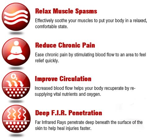 therapeutic infrared heat l infrared heat therapy