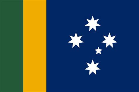 australia flag colors ausflag launches the australian sporting flag