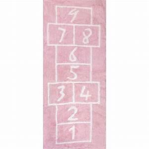 tapis enfant rose marelle achat vente tapis cdiscount With tapis enfant rose
