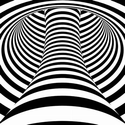Optical Illusion Illusions 3d Spiral Animated Adults