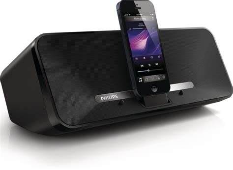 iphone 5 dockingstation philips ad315 speaker dock station for iphone 5 5s 5c