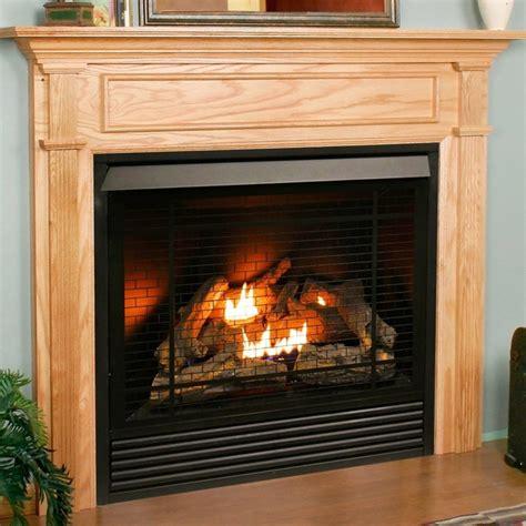 Kerosene Fireplace Insert - duluth forge 36 inch size dual fuel vent free