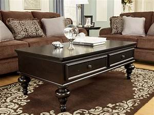 classic dark wood coffee table With classic wooden coffee tables
