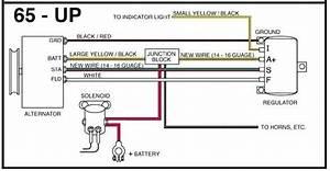 1985 Ford F150 Alternator Wiring Diagram