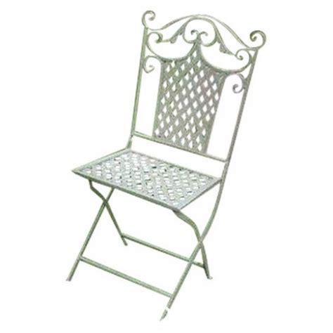 chaise en fer forgé de jardin chaise de jardin en fer forgé les jardins de valcrisse