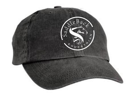Saddleback Equestrian Baseball Cap