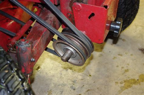 310 belt pulley guard horse wheel tim attachments