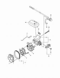 Carburetor  Air Filter 435 435e 440e Diagram  U0026 Parts List