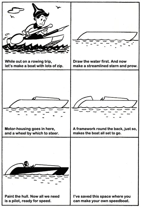 How To Draw A Speedboat by How To Draw A Speed Boat Purple