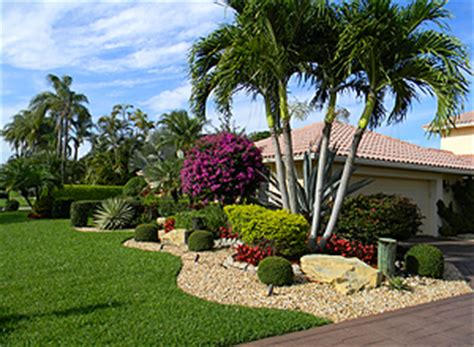 landscaping cape coral and fort myers